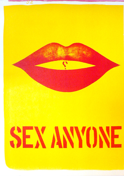 SEX ANYONE (One Cent Life)