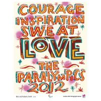 Bob and Roberta Smith Paralympics 2012