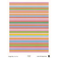 Bridget Riley Olympics 2012