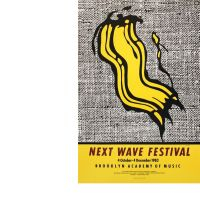 ROY LICHTENSTEIN: NEXT WAVE FESTIVAL