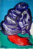 Karel Appel, Untitled 2