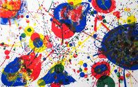 Sam Francis, Untitled 3